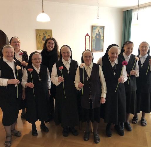 Die Schwestern der Seelsorge