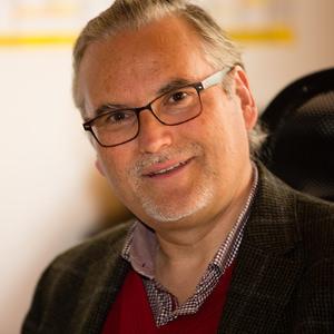 Geschäftsführer Hr. Hoffmann